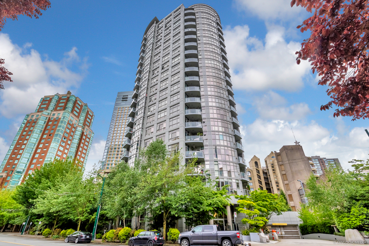 1101-1050 Smite Street, Vancouver, British Columbia  V6E 4T4 - Photo 1 - R2478324
